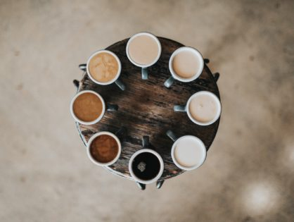 Biała kawa